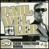 Paul Weller - Roma 29.10.2005 (Part)