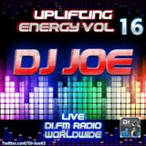 DJ Joe - Uplifting Energy Vol 16 (DI.FM Radio)