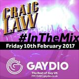 Gaydio #InTheMix - 10th February 2017