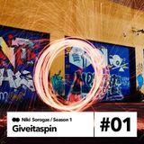 giveitaspin 1.1 @ Paranoise Radio | 11.10.16