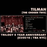 The Chosen Two (Til) DJ-Set @ TBA (Brooklyn/NY) [MARCH 2016]