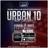 #OKLMix - Urban 10 Mars