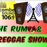 Rum & reggae show !1th March 1st hour