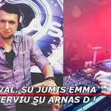 2014 05 26 Su Jumis Emma interviu su Arnas D