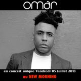 Kind of New #4 - OMAR's Before set by ATN (feat vocals by Sly Johnson) @ New Morning 05-07-13