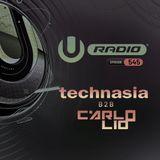 UMF Radio 545 - Technasia & Carlo Lio