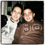 JUS&DAVIDE DEGLI ANGELI@MARATONA DI CAPODANNO factory 2014-2015