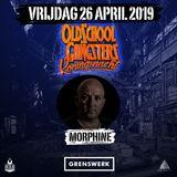DJ Morphine - Houseclassics Liveset @ Oldschool Gangster's 2019
