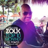 February 2015, Brazilian Zouk Top 10, Dj Power