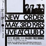 New Order Club Mix