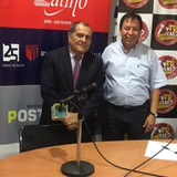 Entrevista al Director de la EP de Contabilidad Dr. Bernardo Cojal (Radio Comas)