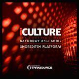 Soulmuch LIVE for iCulture London @ Shoreditch Platform 21st April 2018