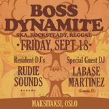 Rudie Sounds - Boss Dynamite II Oslo