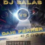 D.F VS DJ SALAS DIRECTO
