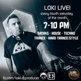 Loki Live! - Garden Rave -DJ Psyrenzo - Safehouse Radio - 27-07-19