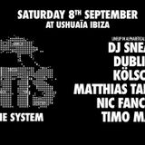 Nic Fanciulli - Live @ Ants - Ushuaïa Ibiza Beach Hotel - 08.09.2018