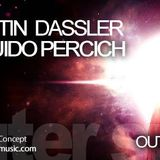 Outer Space 001 by Martin Dassler & Guido Percich @ Golden Wings (September 2012)