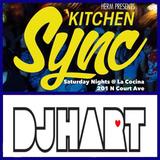 DJ Hart @ Kitchen Sync - 5/9/2015