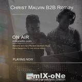 Cosmosoul 003 - Christ Malvin B2B Romay - MixOne Radio - August 2017