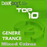 BeatPort Top Ten Genere Trance 14 January 2018 (Mixed Cziras)