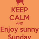 SUNny SUNday LIVE set