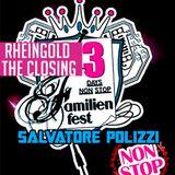 Familienfest Closing Rheingold Salvatore Polizzi Live MIX