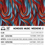 Ihou @ NoHeads Weekend 2 Warm Up 7 Oct 2011 [Culture Beat]