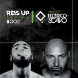 Stefano Reis - Reis Up Radio Show #002 Guest: FEDERICO SCAVO