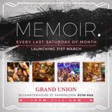 MemoirSaturdays Ep02 - April - 90s Reggae/Dancehall, 00s HipHop, 90s RnB