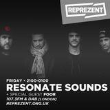 Resonate Sounds 020617: FooR, Bushbaby & Pelikann