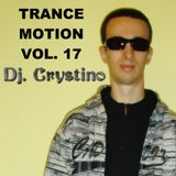 DJ. CRYSTINO - Trance Motion vol. 17