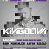 Mentalien - Live at Budapest Bass Music - Corvinteto 14-01-2012