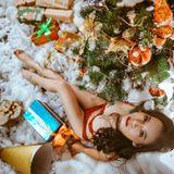Việt Mix - Merry Christmas Bay If Chiều Hôm Ấy - ♥ Kiều Trang Mix   ♥
