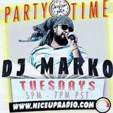 Party Time with Dj Marko on Nice Up Radio 6/5/18