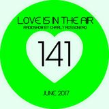 LOVES # 141 BY CHARLY ROSSONERO (June 2017)