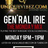 Gen'ral irie - Monday Mix 120318