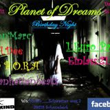 L.A.Dee + Special live @ Mr. Bic - Planet of Dreams - Da Bora's Birthday - 16-11-2012