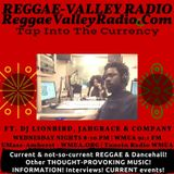Reggae-Valley Radio - Dec.16,2015
