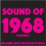 """Brassée avec """"Sound of 1968"""" Vol. 2"""