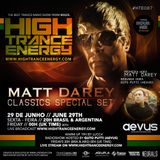 Guto Putti (Aevus) Pres. High Trance Energy 087 Guest Mix By Matt Darey (Classics Producer Set)