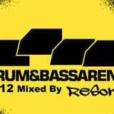 Drum & Bass Arena 2012 Mix by ReSon-8