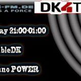 Kriz Miller @ DK4Techtime - Cuebase-FM Radio (120 Minuten Techno Mix) 31.08.2013