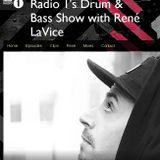 Maztek 30-minute guest mix for Rene LaVice BBC Radio1