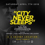City Never Sleep Promo Mix