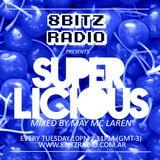 May Mc Laren @ Superlicious 004, at 8Bitz Radio | May 15th, 2013