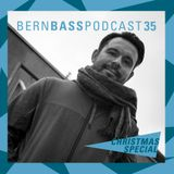 Bern Bass Podcast 35 - CHRISTMAS SPECIAL 2017 - Daniel Imhof