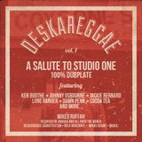 Mixtape DeSkaReggae Salutes Studio One - 100% Dubplate - Vol. 1