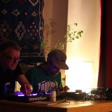 Robot Enterprises Inc (D'Anthony and Nameless Nobody) Live at Bougainvillea, Prague 1.4.17