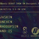 86Beatz debut show @ Bassport.fm  2014.10.26