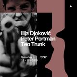 Peter Portman live from DOT (Belgrade) 19-11-16